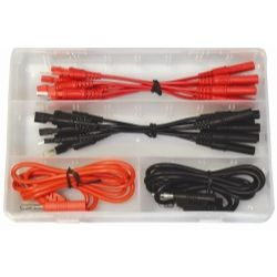 16PC Spade Terminal Test Lead Kit
