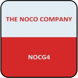 Noco 4.4A 4-Bank Smart Battery Charger