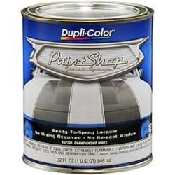 Duplicolor Paint Shop - Finish System - Championship White