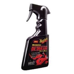 Motorcycle Detailer Mist and Wipe, 8 oz.